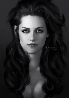Twilight....Bella....Pencil Drawing!                                                                                                                                                      More