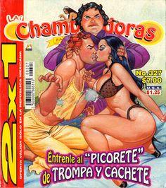 ¡Historietas Perversas!: Las Chambeadoras, No. 327