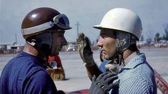 Fangio e Moss