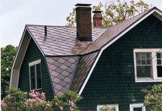 Metal Roof Shingles - Metal Roofing, Walls and Ceilings from ATAS International, Inc.