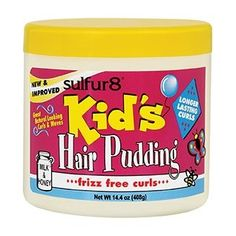 Sulfur8 Kid's Milk & Honey Hair Pudding 14.4 oz $4.49   Visit www.BarberSalon.com One stop shopping for Professional Barber Supplies, Salon Supplies, Hair & Wigs, Professional Product. GUARANTEE LOW PRICES!!! #barbersupply #barbersupplies #salonsupply #salonsupplies #beautysupply #beautysupplies #barber #salon #hair #wig #deals #sales #Sulfur8 #Kids #Milk #Honey #Hair #Pudding