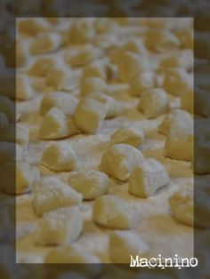 Gnocchi bimby