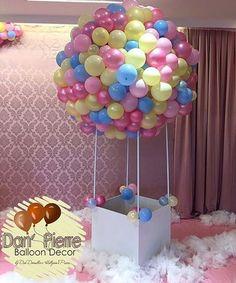 Vai ter over posting simmmm!!!  Ainda sobre nossa escultura do balão desconstruído Candy Color... Quase 3m de altura de muita delicadeza e fofura!!! Tem como não se apaixonar?  #danpierre #danpierre_curitiba #festasemcuritiba #festasemcasa #festascombaloes #candy #candycolors #festacandycolor #candycolorparty #organicballoons #festabalao #festademenina #festasdeluxo #curitiba #mundokids Baby Boy Birthday, Circus Birthday, Unicorn Birthday Parties, Birthday Balloons, 21st Birthday Decorations, Balloon Decorations, Baby Shower Parties, Baby Boy Shower, Diy Hot Air Balloons