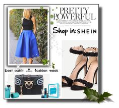 """SheIn 8/1"" by dilruha ❤ liked on Polyvore"