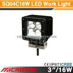 "3"" 16W LED work light (SQ04C16WB) - China LED working light, OEM"