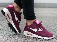 Nike Air Max 90 Essential Villain red/ Champagne pink