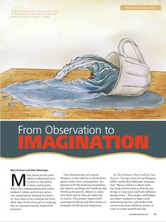 """From Observation to Imagination 
