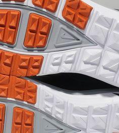 Nike Lunar Braata OMS – Black/Anthracite/Orange