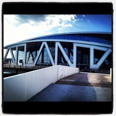 Phillips Arena - never realized how cool that was while I was there =)