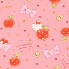 http://www.kawaiifabric.com/en/p11901-pink-Hello-Kitty-apple-bow-dot-oxford-fabric.html