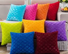 Flavor Frugal Print Pillow Case Polyester Sofa Car Cushion Cover Home Decor 2018 Christmas New Arrival Hot Sale Fragrant In