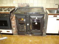 Cocina de leña de LaNordica Extraflame
