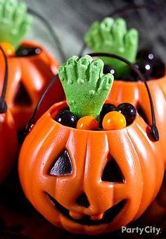 Halloween Party Favor Treats