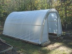 build your own greenhouse for about $150.00
