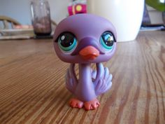 This is my Littlest Pet Shop swan.