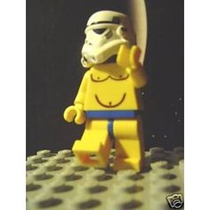 Custom Lego Star Wars Beach Trooper Mini - Product Reviews and Prices - Shopping.com