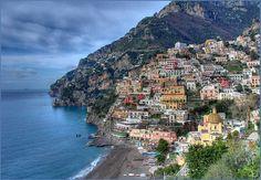 Visit the Amalfi Coast