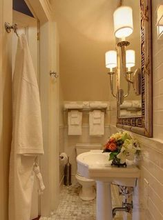 5 buenos ejemplos de cómo decorar un cuarto de baño pequeño. | Mil ideas de Decoración