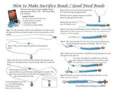 Easy Divine Mercy Chaplet for Kids - Little Ways Sacrifice Beads