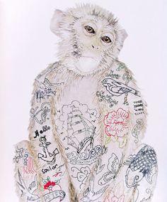Embroidery as Art: Karen Nicol - Embellished: New Vintage