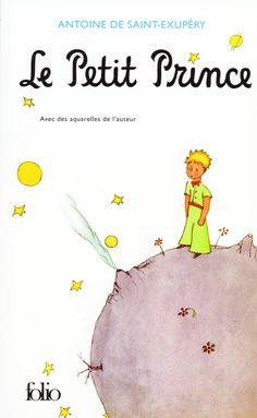 Le petit prince ( Antoine de Saint-Exupéry )
