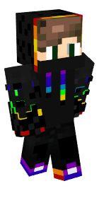 Minecraft Skins Rainbow, Capas Minecraft, Best Gaming Wallpapers, Minecraft Decorations, Amazing Minecraft, Diy And Crafts, Cool Stuff, Jars, Decorating Ideas