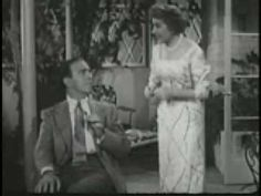 George Burns and Gracie Allen - The George Burns and Gracie Allen Show pt 1