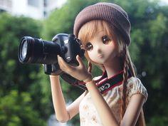 Smart Doll Mirai Suenaga by jojoling10