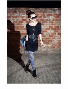 Fashion Retro Floral Pattern Legging on BuyTrends.com, only price $15.00