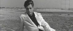 Marcello Mastrioanni in La Dolce Vita