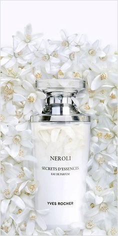 Eau de Parfum- Neroli- Yves Rocher  www.myrootawakening.com