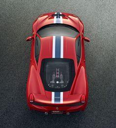 ferrari 458 speciale on designboom