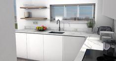 3D keukenontwerp laten maken - Keukenstudio Van Den Bijtel Kitchen Island, Kitchen Cabinets, Latte, Furniture, Home Decor, Island Kitchen, Decoration Home, Room Decor, Cabinets