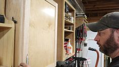 Learn the tips and tricks to making a shaker style door, a simple and clean form of frame-and-panel doors that you can use on your cabinetry!