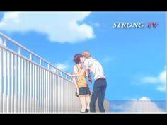 The Black Prince Wolf Girl and Two Sided Prince gifs Anime Love, Anime Guys, Erika Shinohara, Kyoya Sata, Kiss And Romance, Romance Anime, Ao Haru, Pokemon, Pikachu