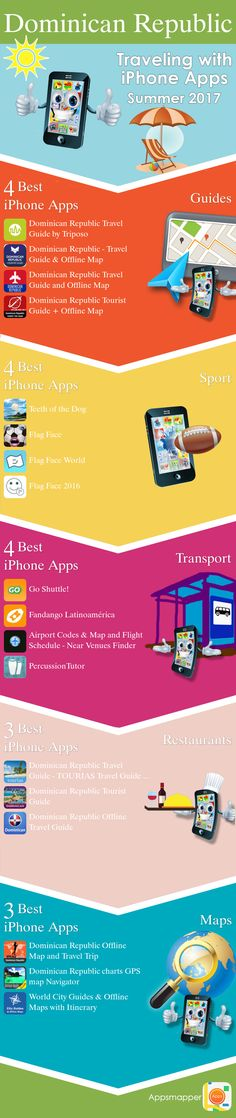 16 Best Travel apps for Dominican Republic images | Best travel apps ...