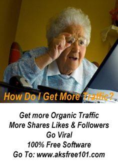 Get more free traffic Facebook Marketing, Business Marketing, Affiliate Marketing, Digital Marketing, New Business Plan, Business Planning, Hobbies That Make Money, How To Make Money, Etsy Business