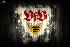 VfB Stuttgart Football Team, German, Bee, Soccer, Sports, Mandalas, Football Soccer, Painting On Stones, Random Stuff