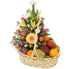 Send Fruits and Flowers on Anniversary from http://www.giftwithlove.net/