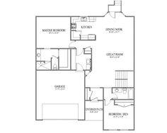Master Bathroom Floor Plans With Walk In Shower
