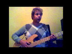 Basgitaar leren spelen - basgitaarles - beginners - YouTube
