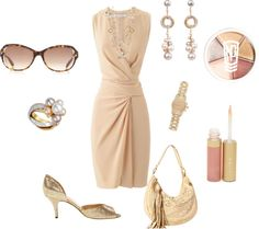 """""""Blush Pearl"""" by seidsonstephens ❤ liked on Polyvore"""