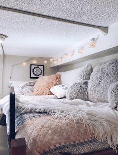 Cute loft bed