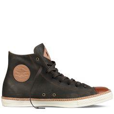 Converse - Chuck Taylor Premium Leather - Hi - Beluga