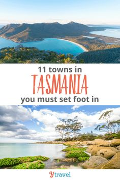 Check out our list of Top 11 towns in Tasmania to visit on your road trip around the Apple Isle, otherwise known as Tasmania Australia Perth, Brisbane, Tasmania Road Trip, Tasmania Travel, Ocean Photography, Travel Photography, Photography Tips, Cairns, Beautiful Places To Visit