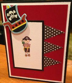Handmade Happy Birthday Card on Etsy, $2.00
