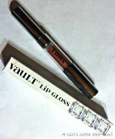 Vault Lip Gloss review