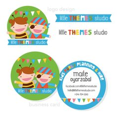 Little Themes needs a new logo and identity! Stand up from the crowd and show us your talent! by ankepanke