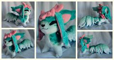 Sunleth Plushie by foxpill on DeviantArt