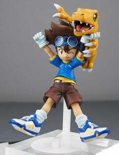 #Digimon #Tai #Agumon